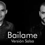 "DRUBER (@drubercantante) presenta ""BAILAME"" version salsa feat. Nacho y se hace viral"
